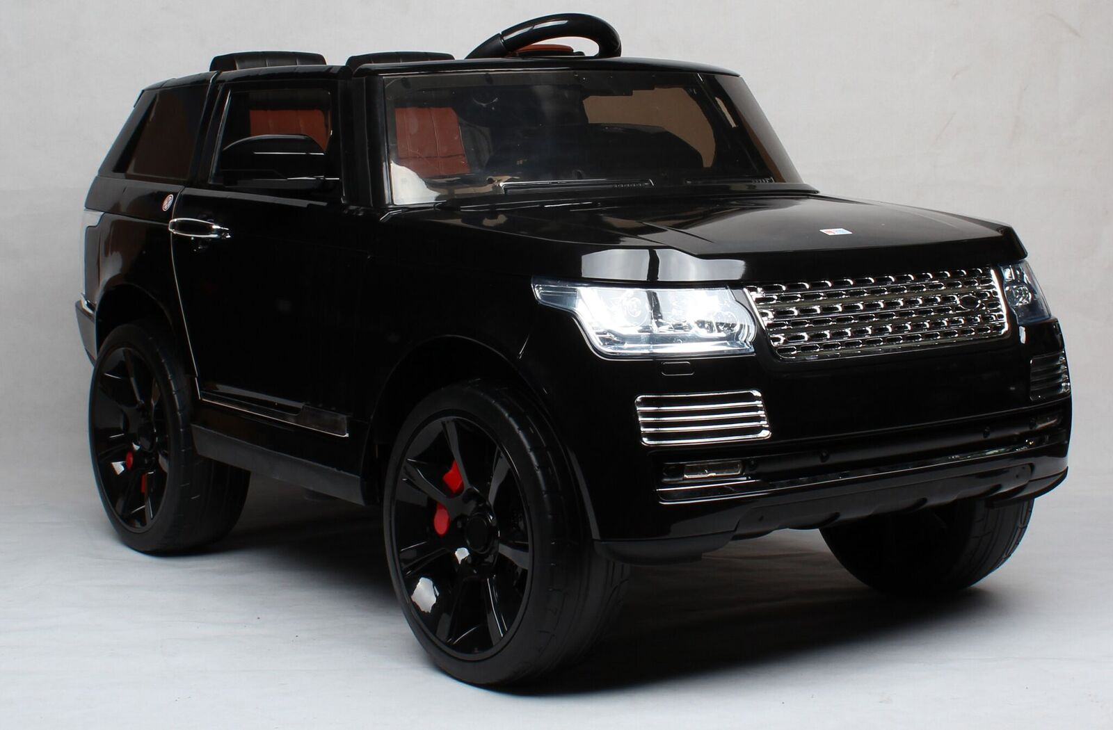Электромобиль Range Rover Vogue черный