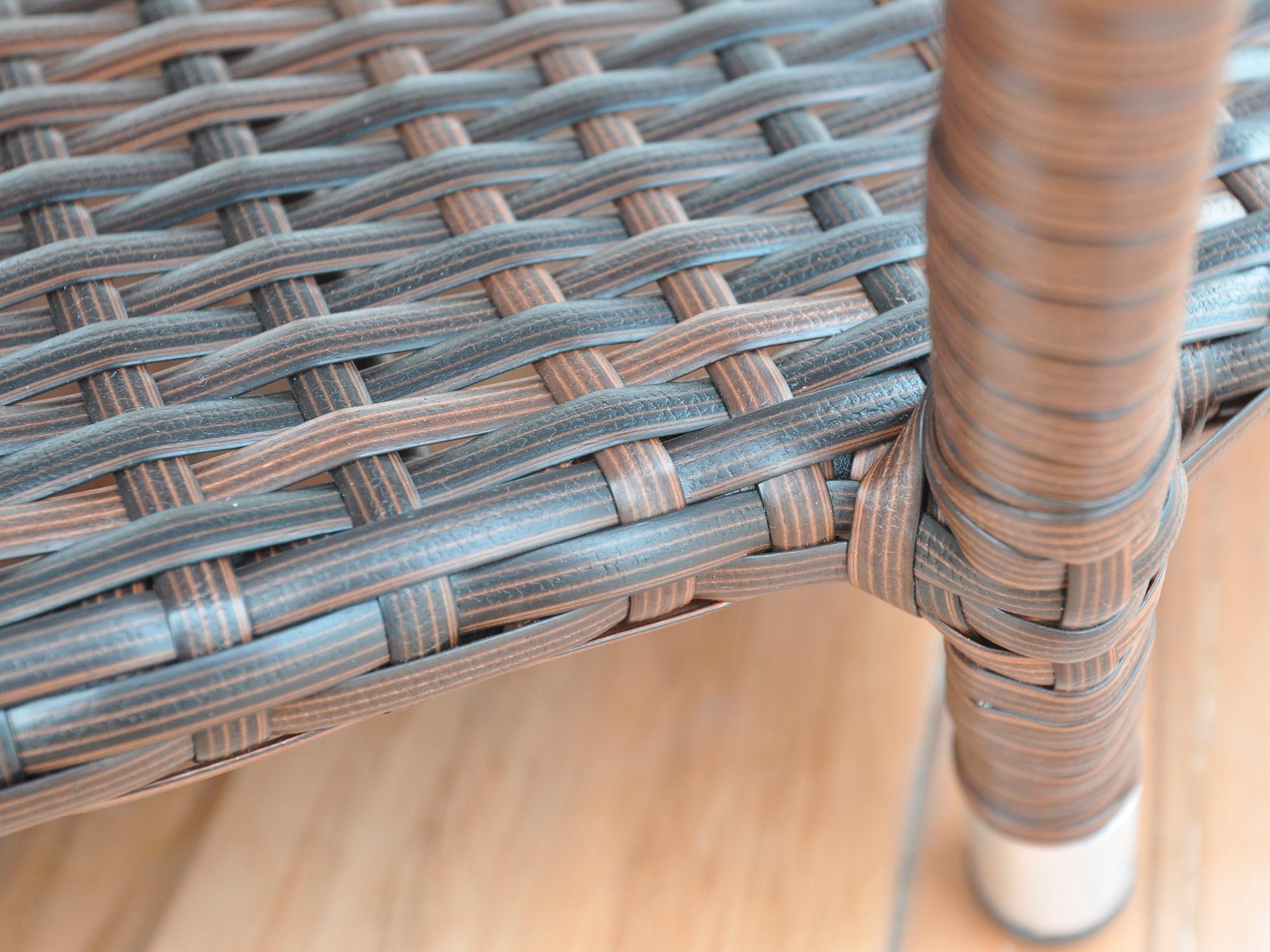 Каркас мебели из ротанга своими руками