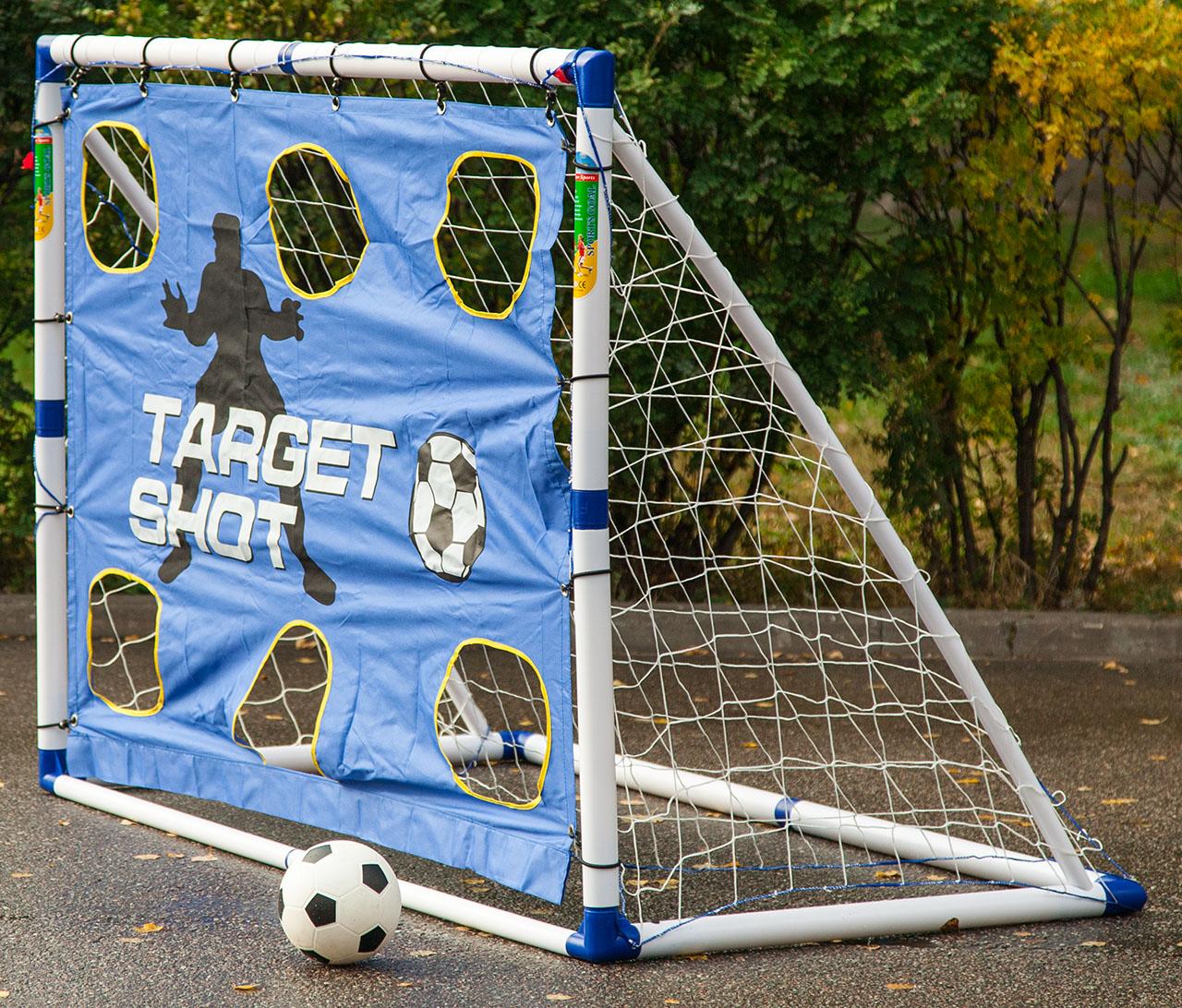 заказать футбольные ворота для дачи