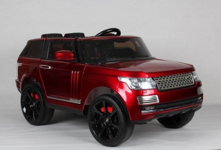 Электромобиль Range Rover Vogue красный