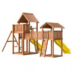 JB4 Jungle Palace + Cottage + Bridge Link + Swing + Rock