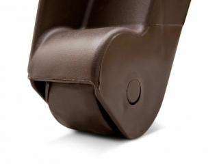 Шезлонг Nilo коричневый