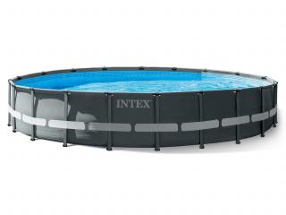 Каркасный бассейн Ultra Frame 26326 (488х122см)
