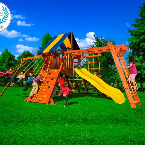 Детский городок Зарница Премиум